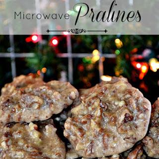 Microwave Pralines Evaporated Milk Recipes