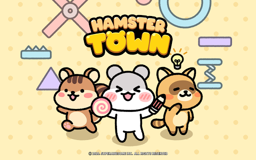 Hamster Town screenshot 24