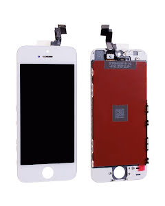 iPhone 5S/SE Display Shenchao White