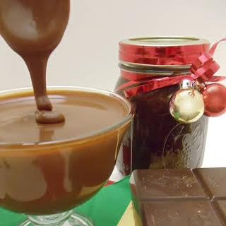 Chocolate Peanut Butter Sauce.