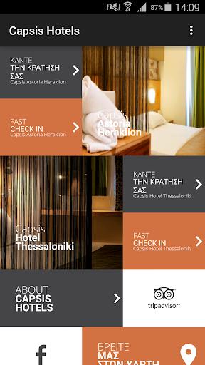 Capsis Hotels