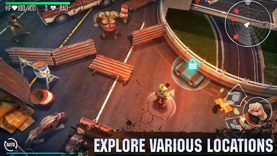 Live or Die: Zombie Survival MOD APK [Unlimited Money] 4