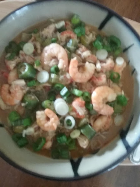 New Orleans Cajun Seafood Gumbo Recipe
