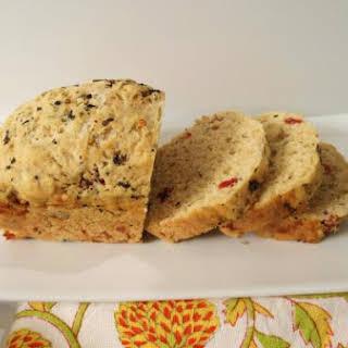Caprese Quick Bread.