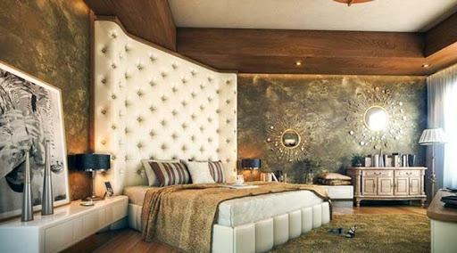 迷人的卧室设计