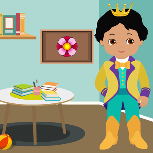 Cute Prince Escape Best Escape Game-317