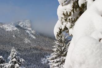 Photo: Big spring snow.