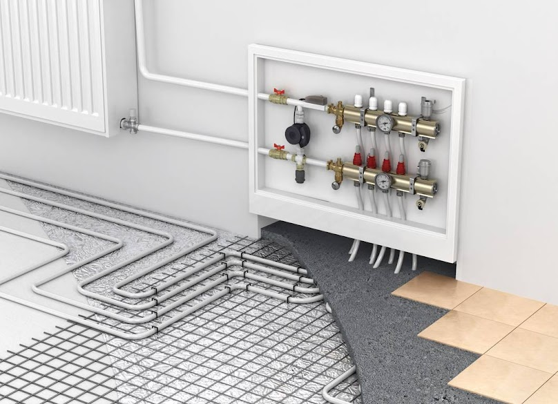 Błędy przy instalacji ogrzewania podłogowego niosą za sobą poważne skutki