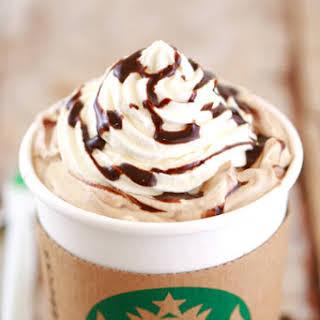 Starbucks Mocha Frappuccino Ice Cream (No Machine).