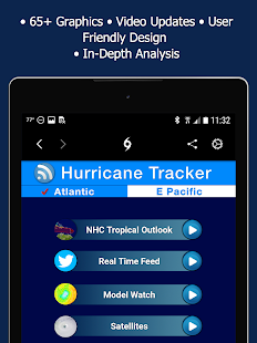 Hurricane Tracker- screenshot thumbnail
