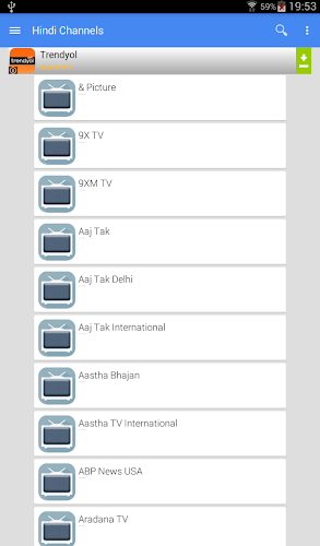 Download TV India Channel Data APK latest version App by