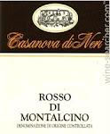 Casanova Di Nieri Rosso Di Montalcino