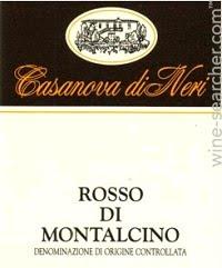 Logo for Casanova Di Nieri Rosso Di Montalcino