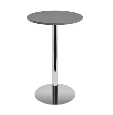 Ståbord 700 diam grå