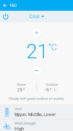 Samsung Smart Home Screenshot 5