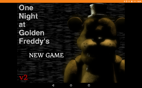 One Night at Golden Freddy's [Pro] - náhled