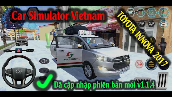 Car Simulator Vietnam Mod