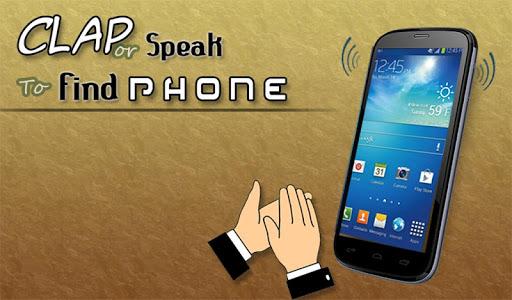 玩生產應用App|拍手或者說話查找電話免費|APP試玩