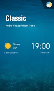 10 Day Weather Forecast Widget screenshot 0