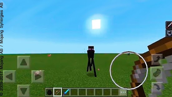 Enderman Pet Mod for MCPE - náhled