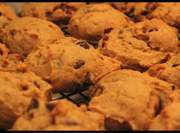 Old-fashioned Soft Pumpkin Cookies Recipe