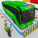 Army Bus Parking Game – Army Bus Driving Simulator icon