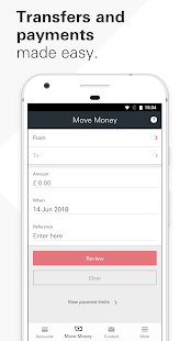 hsbc mobile banking application download