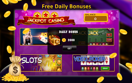 Free Offline Jackpot Casino 1.0 screenshots 6