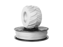 White PRO Series Flex - 2.85mm Flexible TPE (0.5kg)