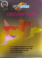 Photo: Origami Plus [Kit with booklet] Galt Toys