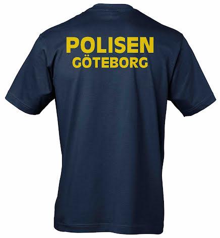 T-shirt bomull GÖTEBORG