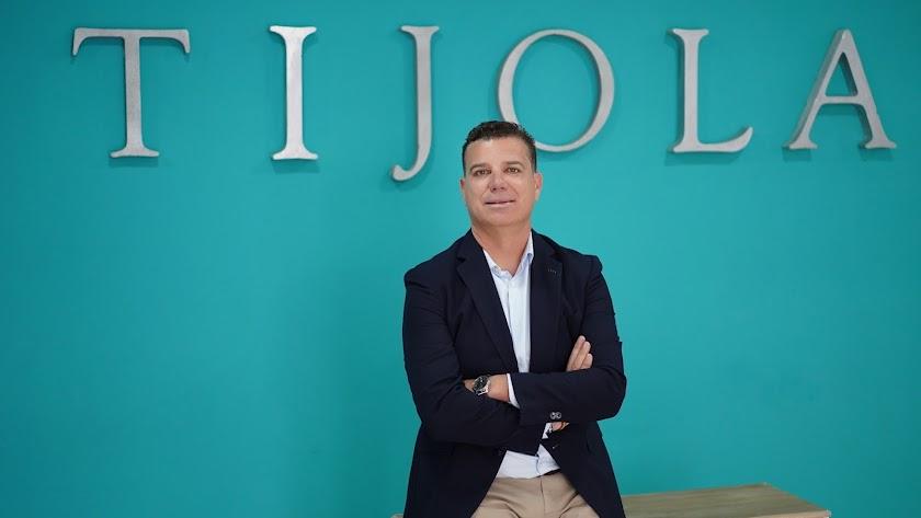 El empresario almeriense Juan Manuel Reche.
