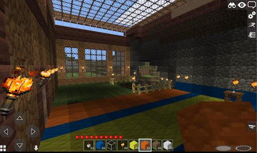 Modren House Building Craft PE