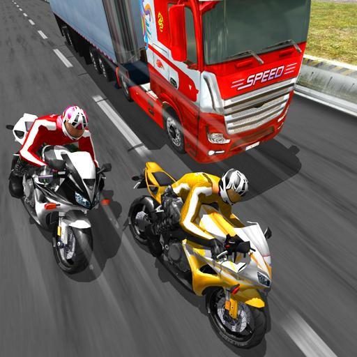 Bike Race - Extreme City Racing Icon