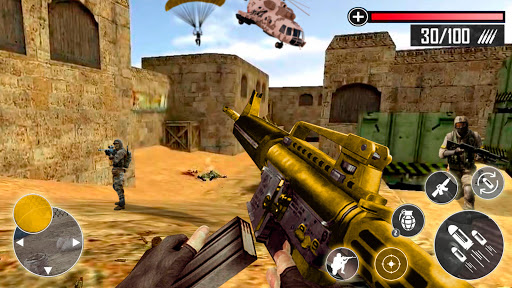 Critical Black Ops Impossible Mission 2020 apktreat screenshots 2