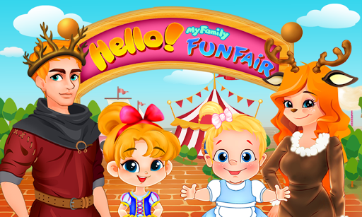 Hello My Family Funfair Play