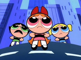 The Powerpuff Girls - Monstra City / Shut the Pup Up