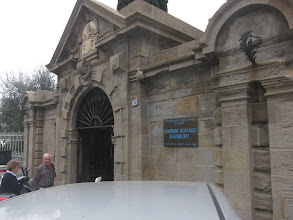 Photo: The next day, Monday, we cross over into Ventimiglia, Italy, to visit the Villa Hanbury garden at La Mortola.
