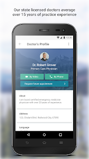 MDLIVE: Talk to a Doctor 24/7- screenshot thumbnail