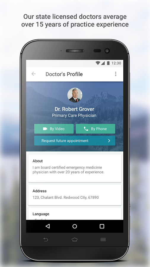 MDLIVE: Talk to a Doctor 24/7- screenshot