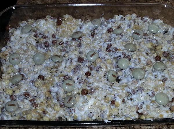 Cookie N Cream Rice Crispy Treat Recipe