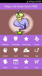 Magic Life Genie Game FREE screenshot