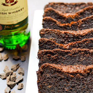 Irish Coffee & Chocolate Loaf Cake