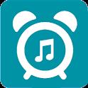 Play Music Alarm(music app autorun) icon
