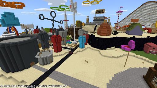 Bikini Bob Craft Maps Screenshot