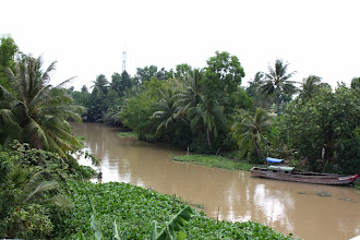 Photo: Year 2 Day 29 - Mekong Delta Scenery Now