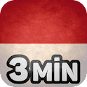 Learn Indonesian in 3 Minutes icon