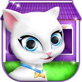 Pet House Decorating Games