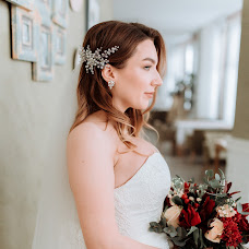 Wedding photographer Yuliya Ryzhaya (UliZar). Photo of 13.12.2017