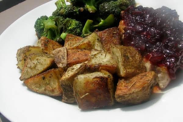 Herb-roasted Potatoes